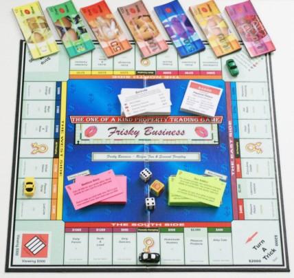 Frisky Business Game